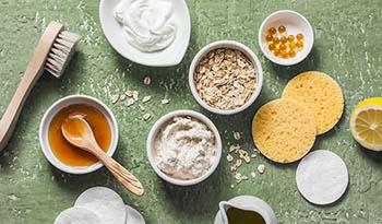 Натуральные средства для увлажнения сухой кожи с головы до ног