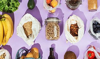 Контрольный список основных полезных для здоровья продуктов, которые всегда должны быть на кухне