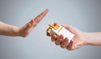 Пришло время бросить курить