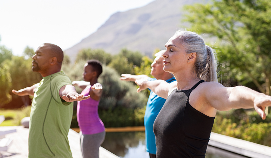 Staying Healthy in Body and Mind: Some Tips for the New Year
