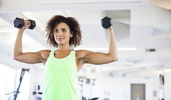 Силовые тренировки для укрепления костей и суставов