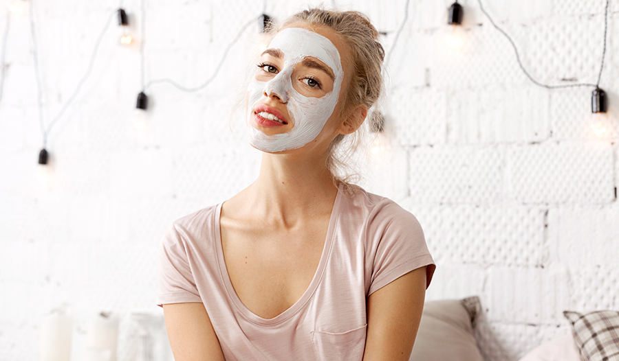 Target Different Skin Issues with Face Masks