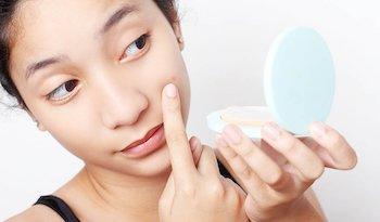 Питательные вещества для подростковой кожи
