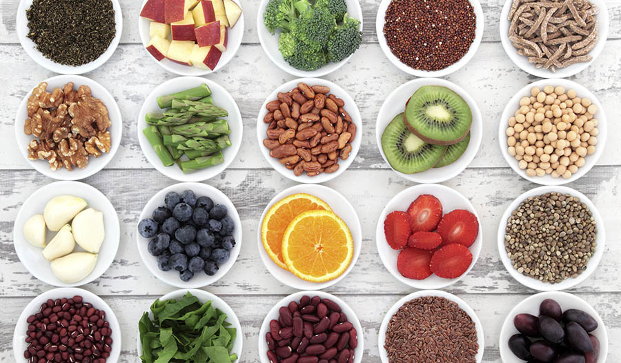 The Radiation-Proof Diet & Supplement Plan