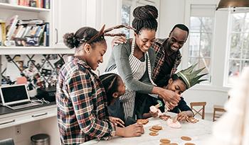 Как сохранить здоровый образ жизни в праздники