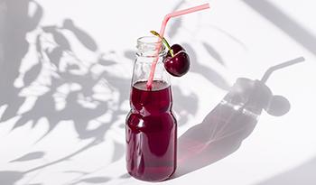 Тонизирующий вишневый напиток для подавления стресса