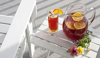 Виды чая + рецепты чая со льдом