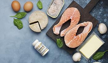 Какие продукты богаты витамином D?