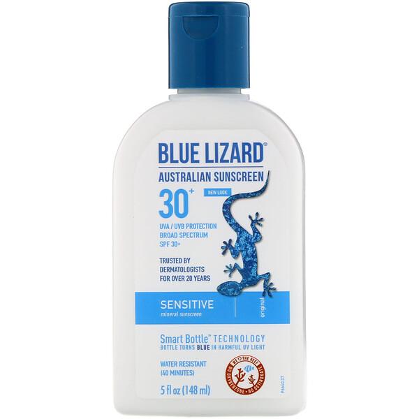 Sensitive, Mineral Sunscreen, SPF 30+, 5 fl oz (148 ml)