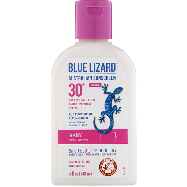 Baby, Mineral Sunscreen, SPF 30+, 5 fl oz (148 ml)