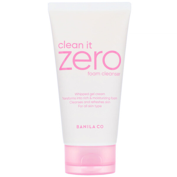 Clean It Zero, очищающая пенка, 150мл (5,07жидк.унции)