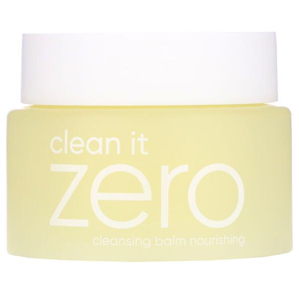 Clean It Zero, очищающий бальзам, питание, 100мл (3,38жидк.унции)