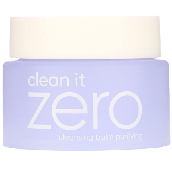 Banila Co., Clean It Zero, очищающий бальзам, очищение, 100мл (3,38жидк.унции) (Discontinued Item)