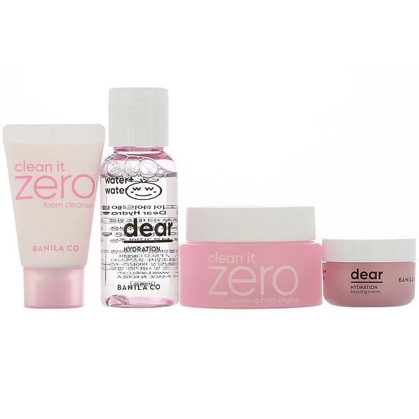 Dear Hydration Skin Care Starter Kit, 4 Piece Kit