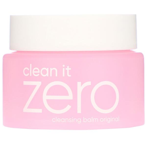 Clean It Zero, очищающий бальзам, оригинальный,100мл (3,38жидк.унции)