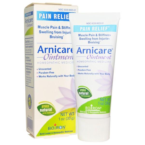 Мазь Arnicare, обезболивающая, без запаха, 1 унция (30 г)