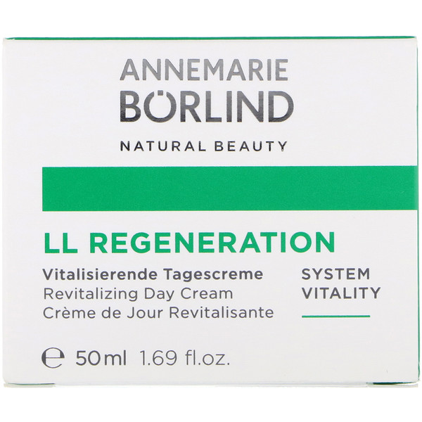 AnneMarie Borlind, LL Regeneration, восстанавливающий дневной крем, 50 мл (1,69 жидкой унции)