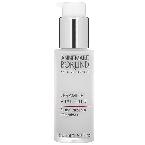 AnneMarie Borlind, Жидкость Ceramide Vital, 50 мл (1,69 жидкой унции)