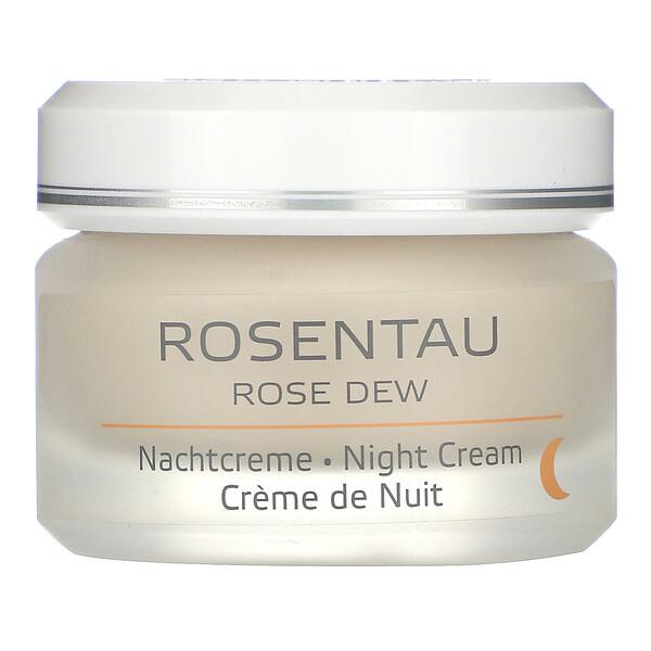 Rose Dew, увлажняющий ночной крем, 50 мл (1,69 жидк.унции)