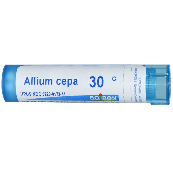 Лук репчатый (Allium cepa), 30C, примерно 80 драже