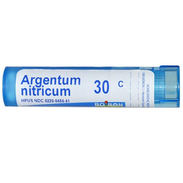Аргентум нитрикум, 30 С, прибл. 80 гранул