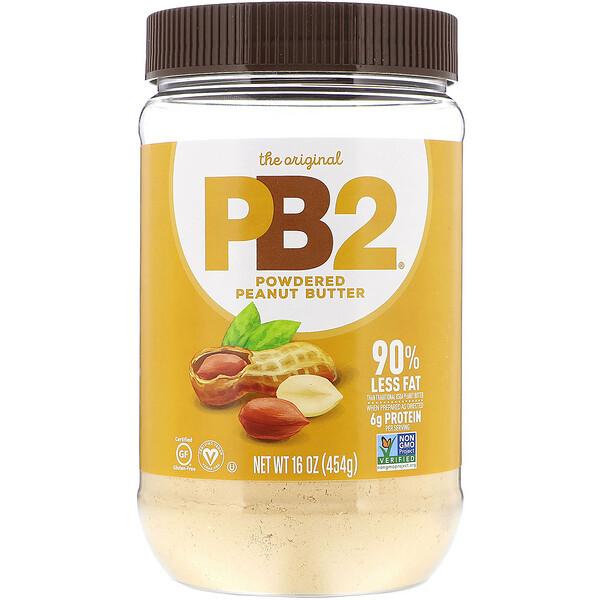 PB2 Foods, The Original PB2, арахисовая паста в порошке, 454г (16унций)