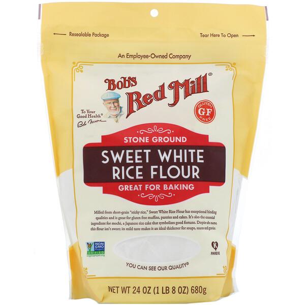 Bob's Red Mill, мука из клейкого риса, 680г (24унции)