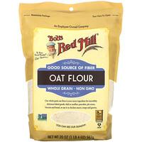 Bob's Red Mill, Oat Flour, Whole Grain, 20 oz (567 g)