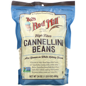 Bob's Red Mill, Cannellini Beans, 24 oz (680 g)'