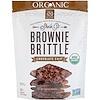 Sheila G's, Органическое печенье Brownie Brittle, шоколадные чипсы, 5 унц. (142 г)