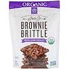 Sheila G's, Печенье органическое Brownie Brittle, крендель и темный шоколад, 5 унций (142 г)