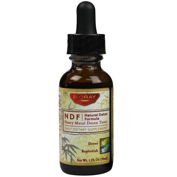 NDF (натуральный органический детокс), 1 жидкая унция (30 мл)