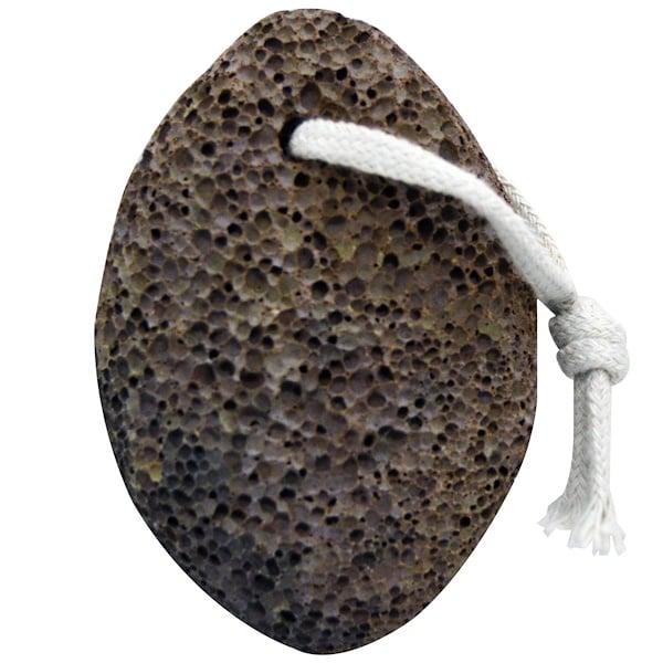 Настоящий вулканический камень, Для рук, ног & тела, 1 камень
