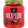 BSN, N.O.-Xplode, Legendary Pre-Workout, со вкусом фруктового пунша, 555 г (1,22 фунта)