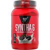BSN, Syntha-6, белковая матрица ультрапремиального качества, печенье со сливками, 1,32кг (2,91фунта)