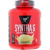 BSN, Syntha-6, белковая питьевая смесь, ванильное мороженное, 5 фунтов (2.27 кг)