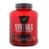 BSN, Syntha-6, белковая матрица ультрапремиум, шоколадный молочный коктейль, 2,27 кг