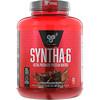 BSN, Протеин Синта-6, ультра-премиум белковая матрица, со вкусом шоколадного кекса, 5 фунтов (2,27 кг)