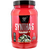 BSN, Syntha-6, Cold Stone Creamery, мята и шоколадная крошка, 2,59 фунта (1,17 кг)