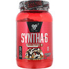 BSN, Syntha-6, Cold Stone Creamery, со вкусом печенья Cookie Doughn't You Want Some, 1,17 кг