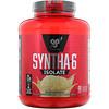 BSN, Изолят Syntha-6, порошковая белковая смесь для напитков, ванильное мороженое, 4,02 фунта (1,82 кг)