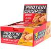 BSN, Protein Crisp, кранч с арахисовой пастой, 12батончиков, 56г (1,97унции) каждый