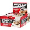 BSN, Protein Crisp, именинный торт, 12батончиков, 57г (2,01унции) каждый