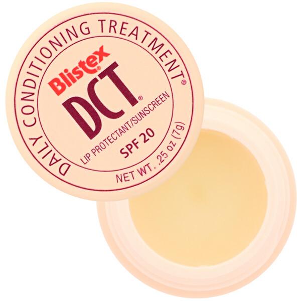 DCT (Ежедневное увлажнение) для губ, SPF 20, 0,25 унции (7,08 г)