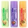Blistex, Бальзам для губ с солнцезащитным фильтром, SPF 15, Fruit Smoothies, 3 шт. в упаковке, 2,83 г (0,10 унции) каждая
