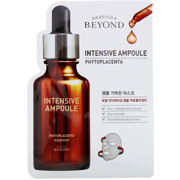 Intensive Ampoule, Phytoplacenta Mask, 1 Sheet, 0.74 fl oz (22 ml)