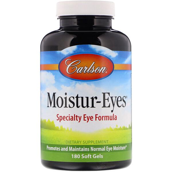 Средство для увлажнения глаз, 180 гелевых капсул