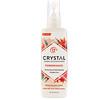 Crystal Body Deodorant, Минеральный аэрозольный дезодорант, с запахом граната, 118мл (4жидк.унции)