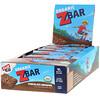 Clif Bar, Clif Kid, Z Bar, органические батончики, со вкусом шоколадного брауни, 18батончиков, 36г (1,27унции) каждый
