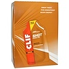 Clif Bar, Энергетический гель Clif Shot, мокко, +50 мг кофеина, 24 пакета весом 34 г (1,20 унции) каждый
